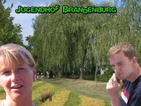 Jugendhof Brandenburg Collage